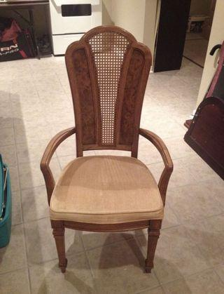 Chairs. (6)