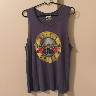 Guns and Roses Muscle Tank