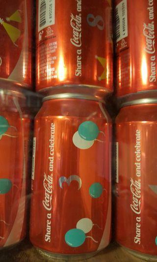徵求可樂數字罐