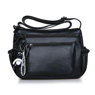 Many Compartments Sling Bag