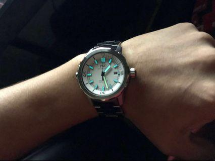 IWC Aquaracer men's watches IW329005 omega Rolex breitling panerai tissot seiko sevenfriday longines zenith tagheuer Oris