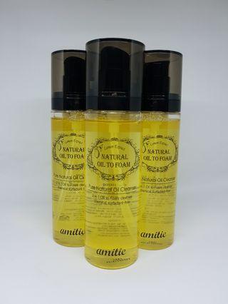 Langsre Amittie Oil to Foam Cleanser Pembersih Wajah