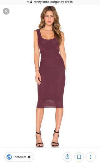 Ronny kobo dress