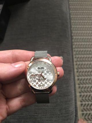 Coach watch brand new