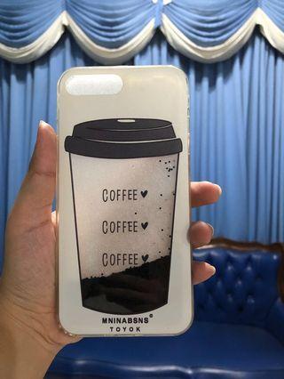 SoftCase iPhone 7 Plus (Pop up Coffee Tumbler)