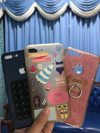 SoftCase IPhone 7 Plus (Free gift - 3 pcs)