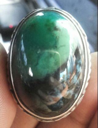 Batu cincin bacan doko antik