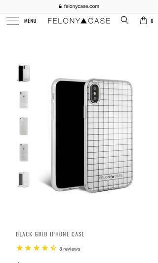 iPhone 6/6s/7 case Felony Case