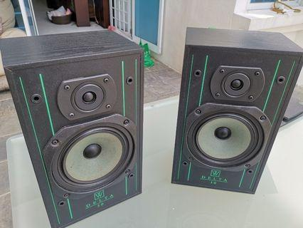Whaferdale Delta 30 Speakers