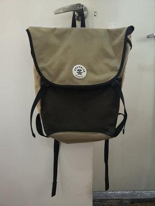 Crumpler Seedy Bar Cayote Laptop Backpack (Water Repellent)