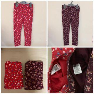 2 for $10 - Mothercare jegging size 7 years (up to 122cm)