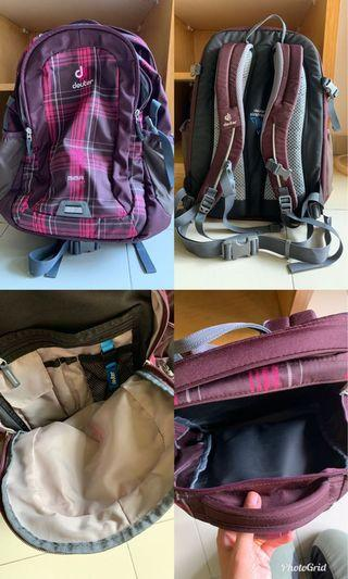 "Deuter GIGA 15.4"" Laptop Backpack"
