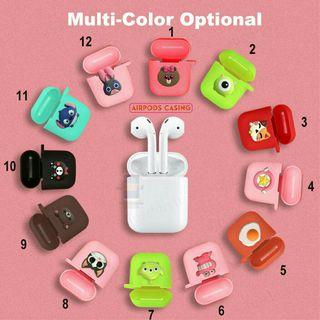 Airpod Cute Cartoon Cover