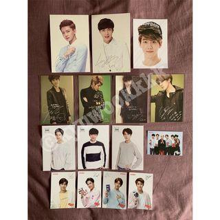 EXO Official Event Postcard / Photocard