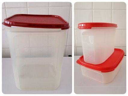 🚚 BN Tupperware modular mate x3