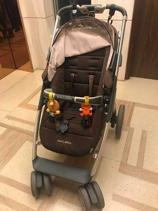 Maclaren Grand Tour LX Stroller BB 車