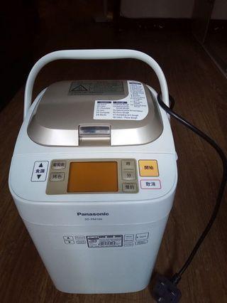 Panasonic 麵包機