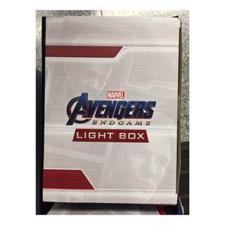 清貨出售 - MARVEL Avengers4 EndGame Light Box
