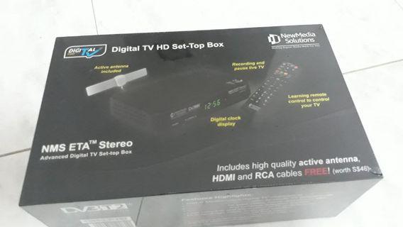 Digital TV HD Set - Top Box