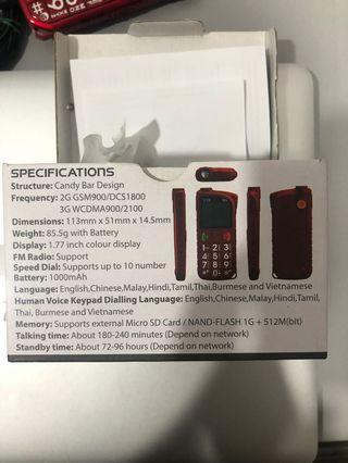 Y2K Senior Phone