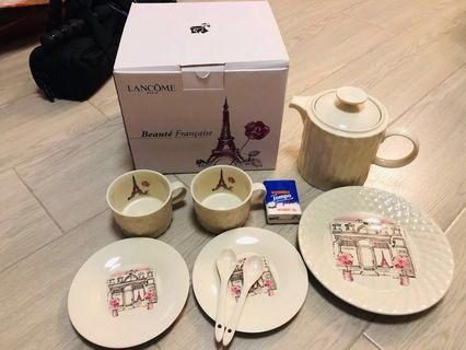 Lancôme 下午茶 套裝 by LOVERAMICS
