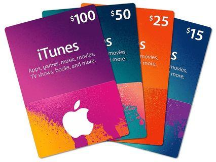 S>Tunes  Gift Card (USD)