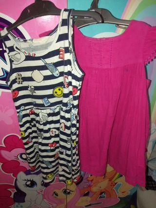 Mididress h&m Mothercare