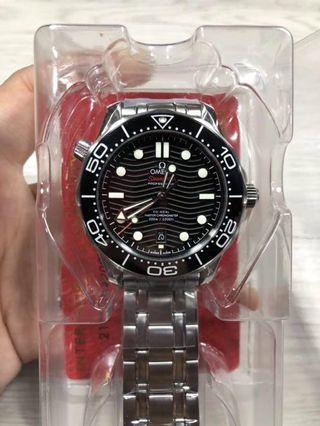 Omega seamaster automatic 300m men'watch not Rolex Tudor Tagheuer oris tissot breitling sevenfriday seiko