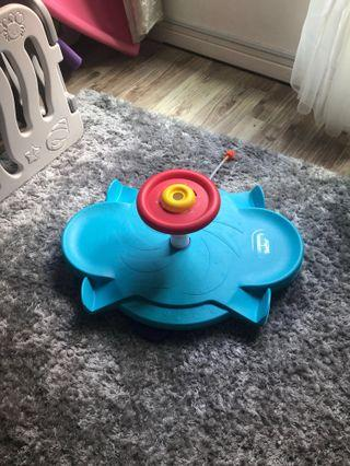 Little Tikes Spinner (used dry & indoor only)
