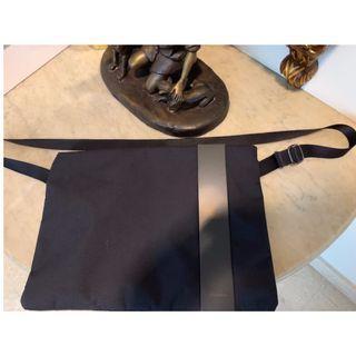 RAPHA Musette Bag (Black/Grey) For Sale! Like New!