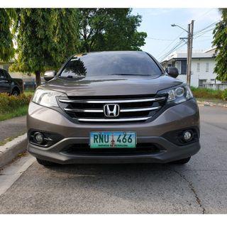 Honda CRV 2014 Automatic Casa Maintained