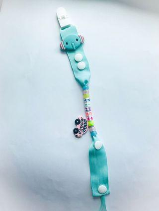 Customised Pacifier Clips