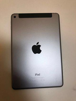 iPad Mini 4 - Cellular 64GB - Like New