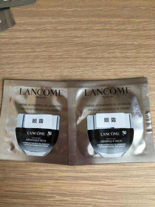 Lancôme Gelifique Eye Cream 1mlx2
