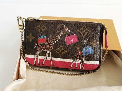 Louis Vuitton Giraffe Mini Pochette