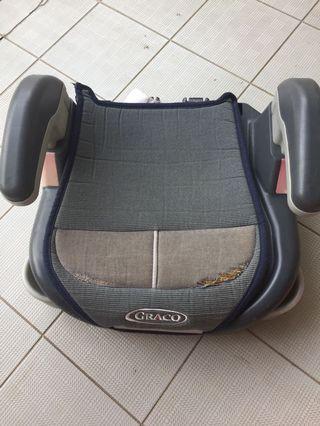 🚚 Car Booster Seat