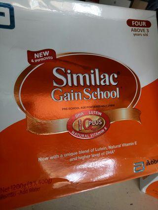 Sale sale sale similac gainschool (3+)