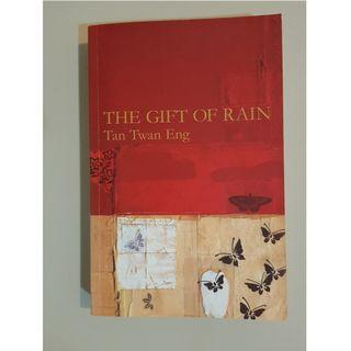 Novel, The Gift of Rain by Tan Twan Eng