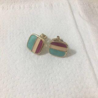 🚚 夾式耳環