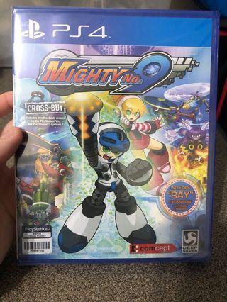 🚚 PS4 Mighty No. 9