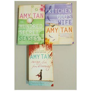 Novel collection - by Amy Tan