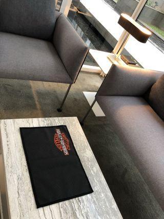 Taplak Meja / Tatakan Piring / Table Mat Harley Davidson