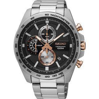 Seiko Watch Quartz SSB281P1
