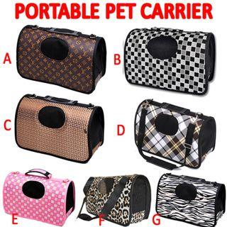 TPE006 Pet Carrier Bag for Small Animals For Cat, Dog, Bird Brand New Sales