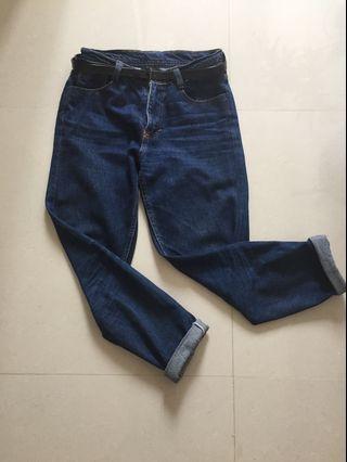 Raw Boyfriend Jeans [NETT]
