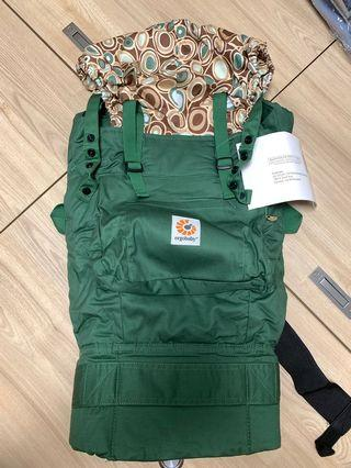 Baby carrier basic - green