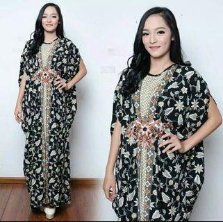 Kaftan batik mellisa, tannisa collection
