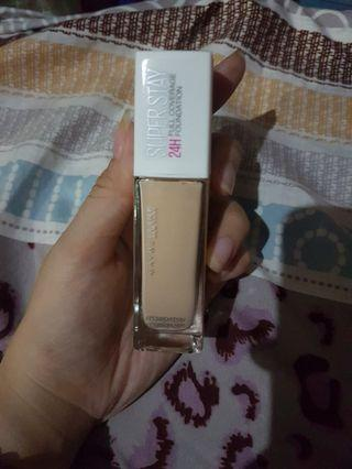 Maybelline Superstay 24H shade 112
