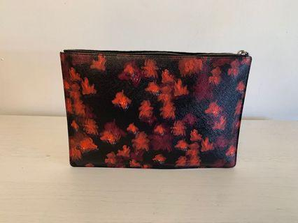 Givenchy Blurry Floral Medium Pouch