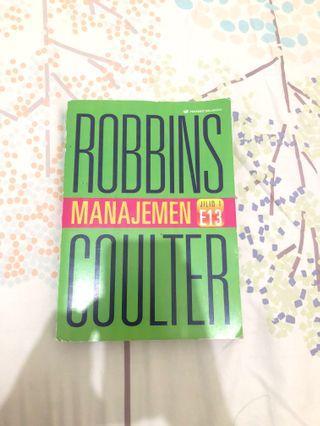 Manajemen Jilid 1 E13 (robbins coulter)
